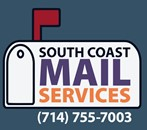 South Coast Mail Services , Santa Ana CA